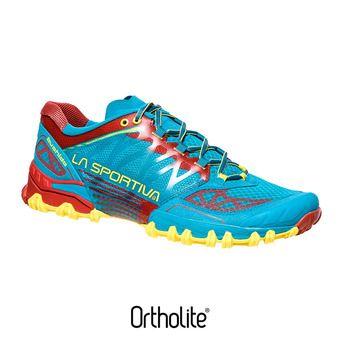 Zapatillas hombre BUSHIDO tropic blue/cardinal red