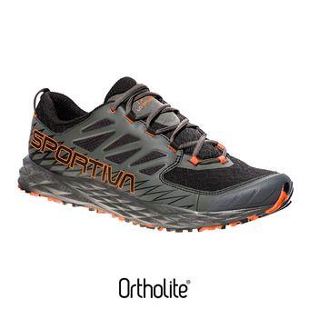 La Sportiva LYCAN - Zapatillas de trail hombre black/tangerine