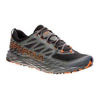 Chaussures trail homme LYCAN black/tangerine