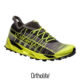 Zapatillas de trail hombre MUTANT apple green/carbon