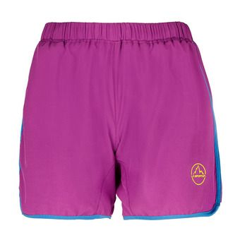 Short femme FLURRY purple