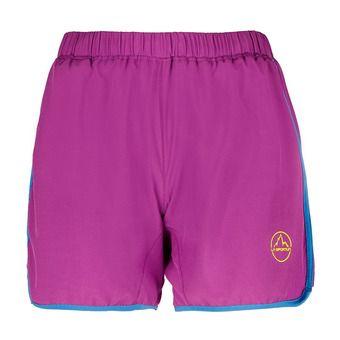 Short mujer FLURRY purple
