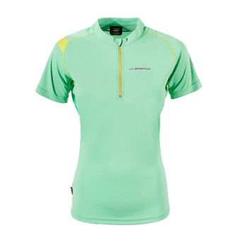 Maillot MC femme FORWARD jade green