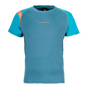 Camiseta hombre MOTION lake/tropic blue
