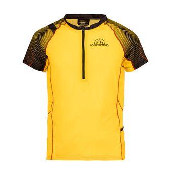 Camiseta hombre SONIC black/yellow