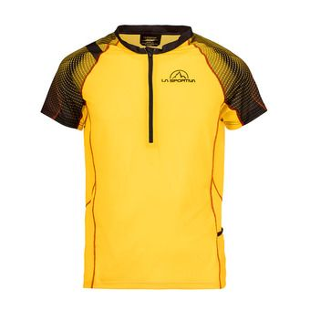 Maillot MC homme SONIC black/yellow