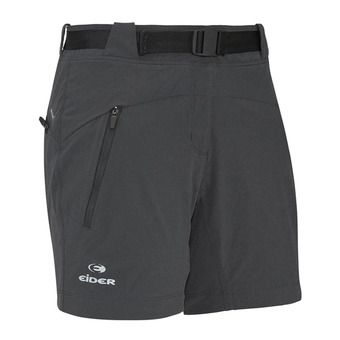 Short femme FLEX crest black