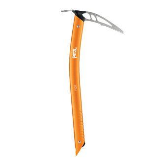 Petzl RIDE - Ice Axe - orange