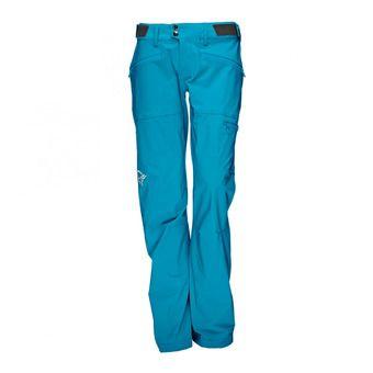 Norrona FALKETIND FLEX1 - Pantalon Femme blue moon
