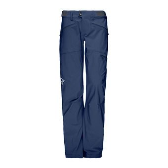 Pants - Women's - FALKETIND FLEX™1 indigo night