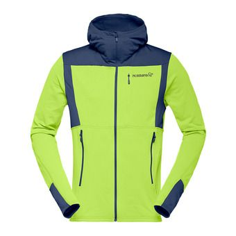 Polar Polartec® hombre FALKETIND WARM1 birch green