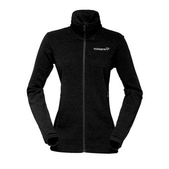 Fleece - Women's - FALKETIND WARM1 caviar
