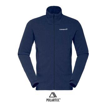 Polartec®  Fleece - Men's - FALKETIND WARM™1 indigo night