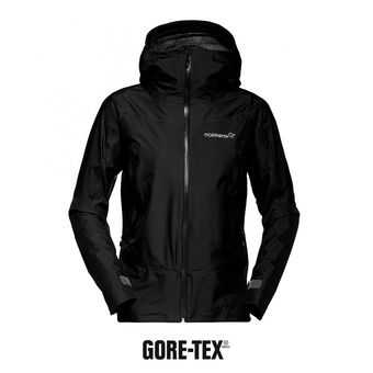 Gore-Tex® Hooded Jacket - Women's - FALKETIND caviar