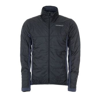 Polartec® Down Jacket - Men's - FALKETIND ALPHA60 caviar