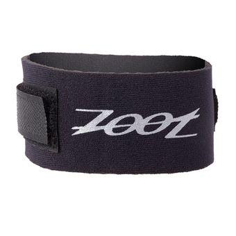 Bracelet porte-chronomètre TIMING CHIP STRAP black