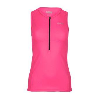 Zoot CORE TRI - Camiseta mujer blush