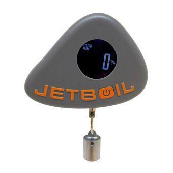 Jetboil JETGAUGE - Pesabombole grigio