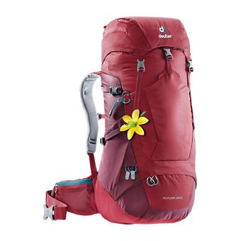 Deuter FUTURA 28L - Backpack - Women's - raspberry/brown