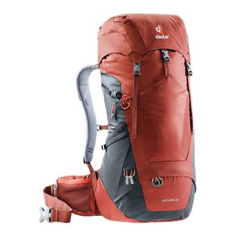 Deuter FUTURA 30L - Backpack - lava/granite
