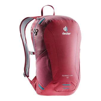 Deuter SPEED LITE 12L - Sac à dos framboise/bordeaux