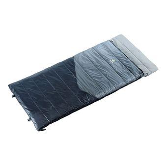 Saco de dormir +6°C SPACE II titanium/black
