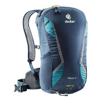 Deuter RACE X 12L - Sac à dos navy/bleu denim