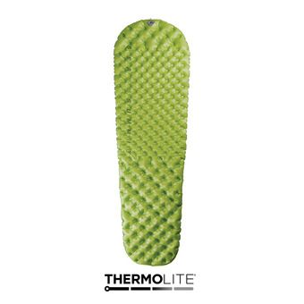 Sea To Summit COMFORT LIGHT INSULATED - Colchón hinchable verde