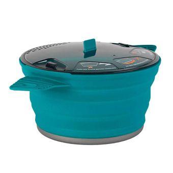 Récipient XPOT bleu turquoise