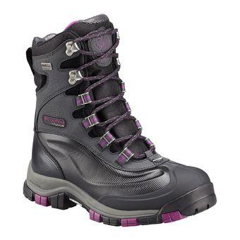 Bottines de randonnée femme BUGABOOT PLUS TITANIUM black/intense violet