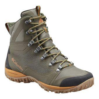 Chaussures de randonnée homme PEAKFREAK VENTURE TITANIUM surplus green/bright copper