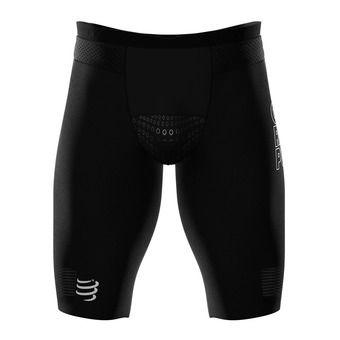 Compressport TRIATHLON UNDER CONTROL - Pantaloncini Uomo black