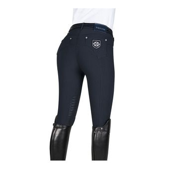 Pantalon siliconé femme LORY bleu