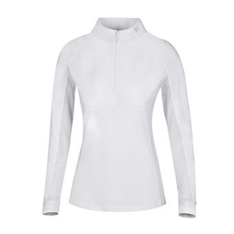Maillot ML femme SIMPLY blanc