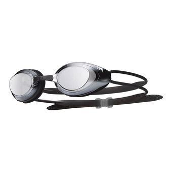 Tyr BLACK HAWK RACING MIRROR - Lunettes de natation silver/metal silver/black