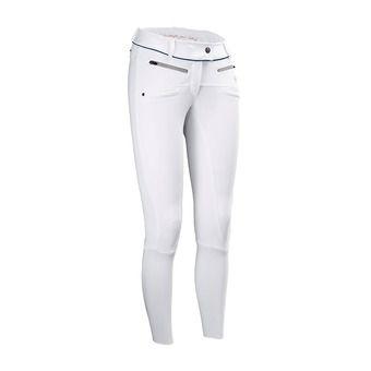 Horse Pilot X BALANCE II - Pantalon Femme blanc/misty