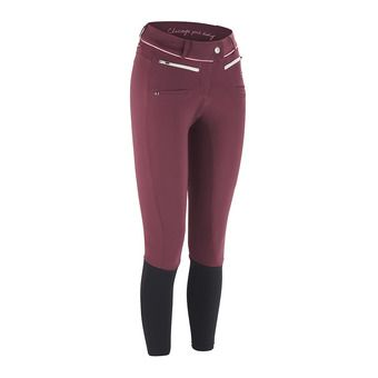 Horse Pilot X BALANCE II - Pantalon Femme bordeaux