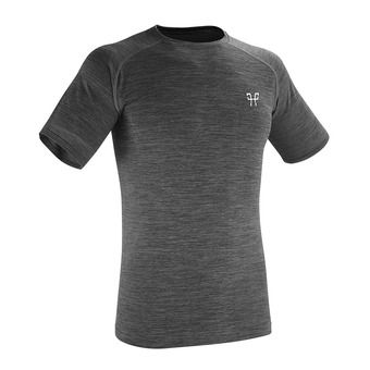 Tee-shirt MC homme REVOLUTION gris