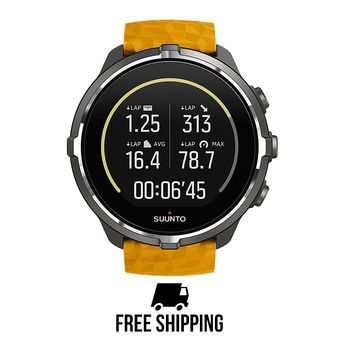 Reloj SPARTAN SPORT WRIST HR BARO amber