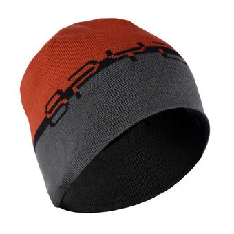 Bonnet homme REVERSIBLE WORD black/brs/polar