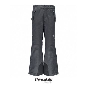 Pantalón de esquí mujer WINNER TAILORED black/denim