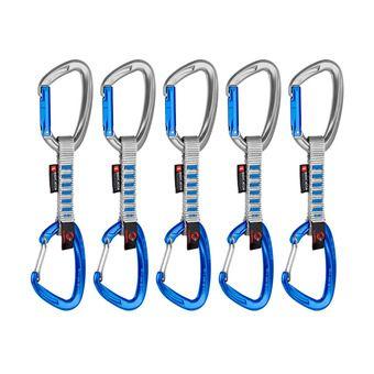 Pack de 5 cintas exprés INDICATOR WIRE EXPRESS silver/ultramarine
