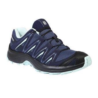 Zapatillas de trail mujer XA BALDWIN crown blue