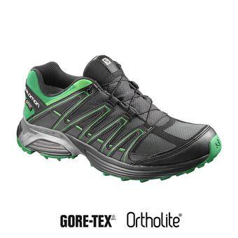 Zapatillas de trail hombre XT ASAMA GTX® black/green