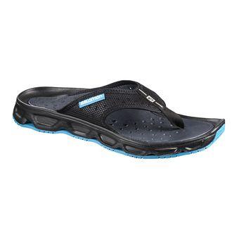 Sandales de récupération homme RX BREAK black/black/hawaiian