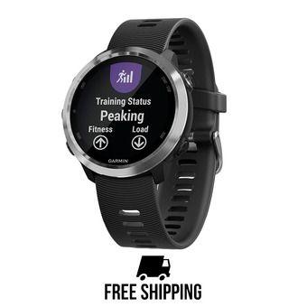 Reloj GPS FORERUNNER® 645 MUSIC negro