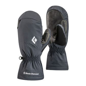 Black Diamond GLISSADE - Mittens - black