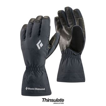 Black Diamond GLISSADE - Guantes black