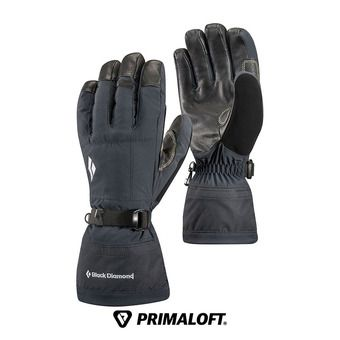 Gloves - SOLOIST black