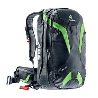 Mochila 20L ON TOP ABS black/kiwi